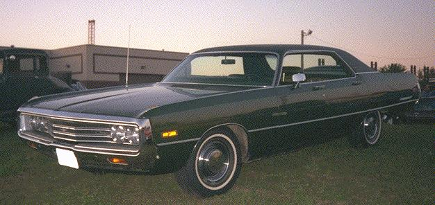 This Is Our 1971 Chrysler Newport While It S Not As Cool The Muscle Cars Pictured At Top Of Page A Great Old Car All Original With An